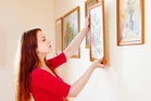 The art  on your wall would be exempt from the capital gains tax. Photo / Getty Images