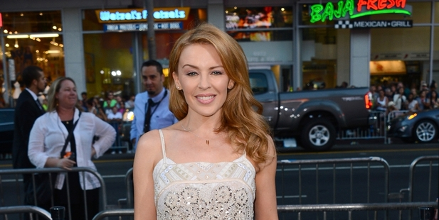 Kylie Minogue left Neighbours in 1988. Photo / AP