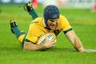 Pat McCabe didn't think the opportunity to play for the Wallabies was going to come again. Photo / Getty Images