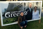 Anna Paquin backs the Greens. Her sister Katya is Russel Norman's partner.