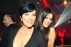 Kris Jenner (left) manages daughter Khloe Kardashian, who isn't always pleased with her mum's actions. Photo / AP