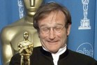 Robin Williams at the 70th Annual Academy Awards in 1998. Photo / AP