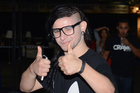 Skrillex will headline the Our House music festival in Auckland this November. Photo/AP