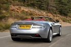 Aston Martin executives are hotly debating what to call the DB9 replacement. Photo / Supplied