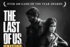 Game cover for The Last of Us Remastered