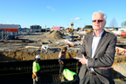 More than $50 million worth of building consents were issued in Tauranga last month. Photo / George Novak