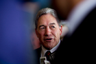 Winston Peters has criticised the sale of Lochinver Station to foreign buyers. Photo / Dean Purcell
