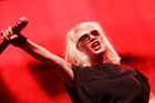 Debbie Harry earlier this year. Picture / AP Images
