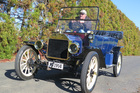 Murray Greig's faithfully constructed Ford Model T