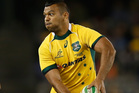 Kurtley Beale of the Wallabies. Photo / Getty