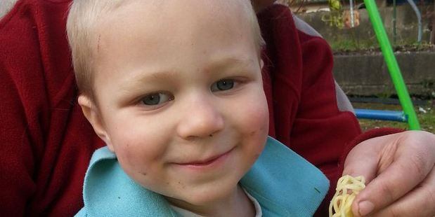Ezra  Tapp was autistic and always trying to run away, his mother says.