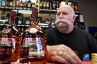 Super Liquor Greerton owner Doug Harvie said that although spending was up in his sector, he hadn't noticed an increase. Photo / George Novak