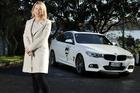 Shoe Designer and BMW Ambassador Kathryn Wilson. Photo / Ted Baghurst.