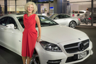 Fashion industry leader Dame Trelise Cooper sees a strong link between car and clothing design.  Pictures /Ted Baghurst