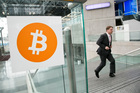 Bitcoins started out worth US$13 each and jumped to more than US$1200. Photo / AP