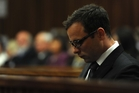 Oscar Pistorius, above, will know his fate when Judge Thokozile Masipa returns a verdict in a month. Photo / AP