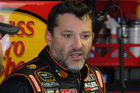 Nascar driver Tony Stewart will not face criminal charges at this stage in the police investigation. Photo / AP