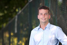 David Seymour, the Act Party's new candidate for Epsom. Photo / Natalie Slade