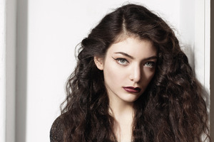 Lorde has produced two videos urging young people to vote.