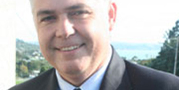 Rodney MP Mark Mitchell had a laptop and phones stolen in the burglaries.