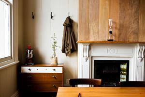 Interior of restaurant Orphans Kitchen. Photo / Babiche Martens.