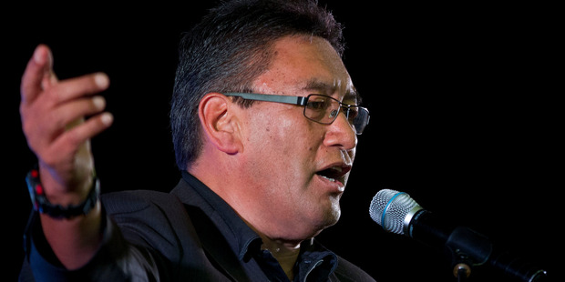 Hone Harawira would have served his people and his nation much better had  he remained with the Maori Party. Photo / Sarah Ivey