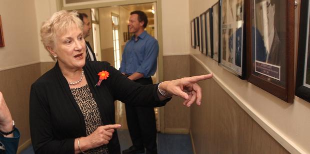 Labour Party health spokeswoman, Annette King. Photo / Ben Fraser