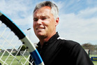 Clay courts will help to 'establish top tennis players in NZ', says professional tennis coach Simon Winter. Photo / File