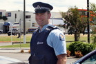 Community Constable Mike Burne said increased security awareness among business owners and diligent community patrols had driven the fall in reported burglaries. Photo / HBT