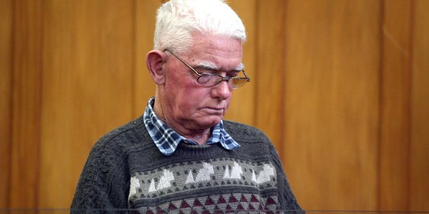 Godfrey Ball, 78, was facing historic sex abuse charges.