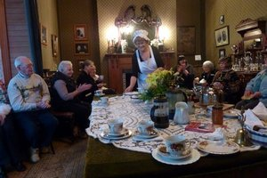 High Tea and Poetry will be enjoyed at Athenree Homestead. Photo/file