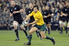 Adam Ashley-Cooper is in career-best form. Photo / NZPA