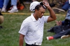 Tiger Woods was out of sorts at Valhalla and missed the cut. Photo / AP
