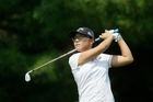 Lydia Ko holds a share of fourth at the halfway mark of the LPGA Championship. Photo / AP