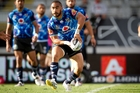 Thomas Leuluai says he has no qualms about switching to the No 9 role. Photo / Sarah Ivey