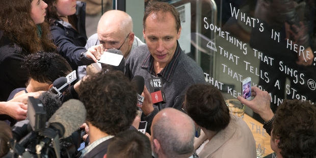 Nicky Hager cynically timed his book release. Photo / Mark Mitchell