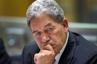 Winston Peters could reflect that the game has moved on since the 2005 election. Photo / Mark Mitchell