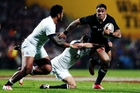 Malakai Fekitoa has the ability to break open defences. Photo / Getty Images