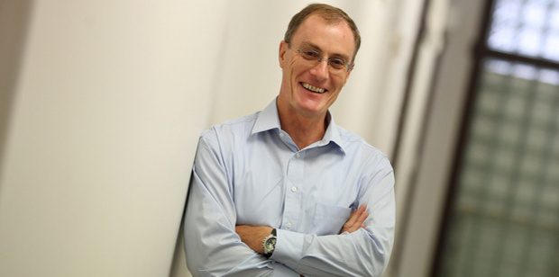 Priority One chief executive Andrew Coker.