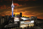 An artist's impression the planned SkyCity Convention Centre in Auckland. Auckland's Convention Bureau has launched a plan to almost double the economic spinoff of business events to the city.