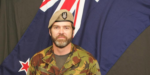 IN MEMORY: New Zealand SAS member Corporal Douglas Grant who was killed in action in Afghanistan. PHOTO/DEFENCE FORCE