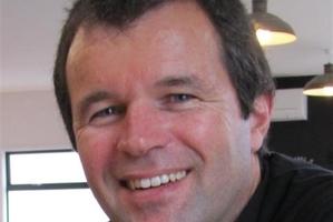 Ski guide Mark Sedon.
