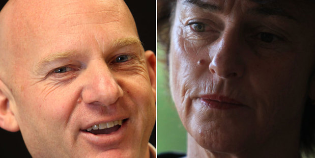 It's shaping up to be a busy election period for Race Relations Commissioner Dame Susan Devoy, right. She's fending off resignation calls by Dr Jamie Whyte.