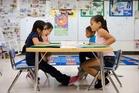 Kennett Square kindy pupils. Photo / AP
