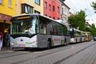 A BYD ebus in Bonn. Photo / Spielvogel, Wikimedia Commons
