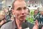 "Journalist and author of Dirty Politics, Nicky Hager says ""When you read the book you're going to find chapter after chapter of remarkable things that him (John Key) as leader of the party... he's got a lot to answer for."""