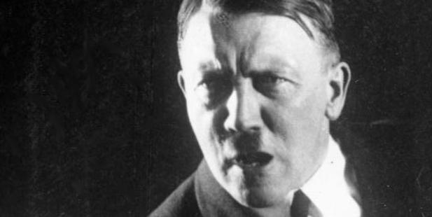 Adolf Hitler. Photo / Creative Commons