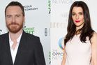 Michael Fassbender and Rachel Weisz are on their way to these shores. Photo / AP