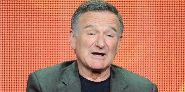 Robin Williams, pictured in 2013. Photo / Frank Micelotta/Invision/AP