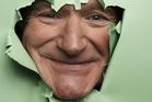 Robin Williams. Photo / File